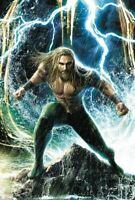 AQUAMAN #58 DC COMICS JEREMY ROBERTS VARIANT COVER B 1ST PRINT