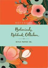 Botanicals Notebook Collection (Hardback or Cased Book)