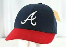 Atlanta Braves Blue/Red Baseball Cap Snapback