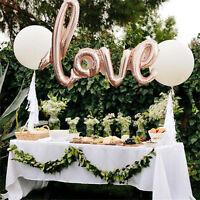 "42"" Love Letter Foil Balloon Birthday Wedding Party Engagement Anniversary Decor"