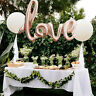 "42"" Love Letter Foil Balloon Birthday Wedding Party Engagement Anniversary Decor"