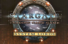 STARGATE TCG CCG SYSTEM LORDS MISSION CARD Build Naquadah Reactor #162