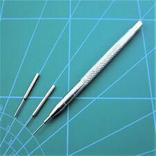 Watch Bracelet Link Removal Punch Plus 3 Pins Diameter 0.6 - 0.8 -1.0mm