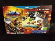 Skylanders SuperChargers Starter Pack - Wii U - New and Sealed !! DONKEY KONG