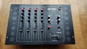 Formula Sound FSM-400 Mixer