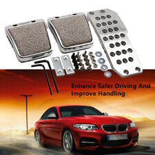 Car Foot Pedals Pad Clutch Brake Non-Slip Manual Footst Cover Safer Driving