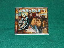 Oliver Shanti Project – Shaman 2: Free Leonard Peltier Now!