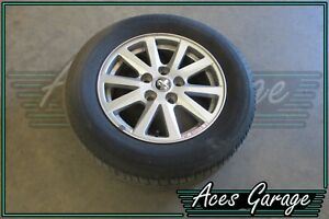 ONE X 16 inch Wheel Rim & Tyre - LFW V6 Alloytec VF Evoke Genuine Parts - Aces