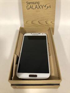 Samsung Galaxy 😃 S4 AT&T Smartphone/GOLD/16GB WHITE Open Box +