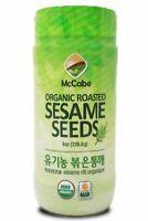 McCabe USDA ORGANIC Roasted Sesame, 8oz