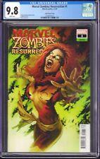 Marvel Zombies: Resurrection #1 (Marvel Comics, 2020) CGC 9.8 Land Variant Cover
