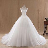 A-Linie Brautkleid Hochzeitskleid Kleid Braut Babycat collection Schleppe BC699