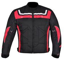 hombre impermeable de motocicleta cordura Chaqueta textíl MOTO Armours