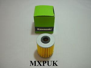 KXF250 2013 OIL FILTER GENUINE PART 52010-0001 MXPUK 2013 KXF 250 KX250F  (375)