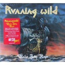 """CD RUNNING WILD """"UNDER JOLLY ROGER  -DELUXE-"""". Nuevo y precintado"""