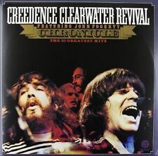 Creedence Clearwater Revival 20 Greatest Hits USA Fantasy 180g dblLP 2009