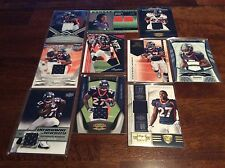 (10) KNOWSHON MORENO JERSEY LOT (1) 05/80