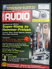 Audio 12/05, Sanyo PLV z4, Focal Electra 1027 be, Pioneer TAD S 1 EX, Marantz CD 63,