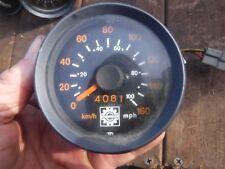 1989 SKIDOO SAFARI ESCAPADE snowmobile parts: SPEEDOMETER 4081 miles