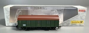 H0 - PIKO (DC)--54483...Bahnpostwagen DBP...NEM...OVP    / 4 J 410