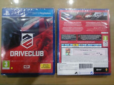 DriveClub NEW PS4 Playstation 4 Drive Club