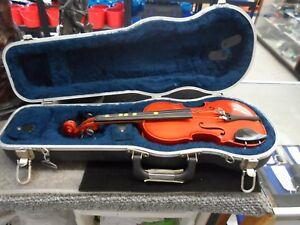 Strunal 240 Violin 1/4 Size Made in Czech Republic w/ SKB Hard Case