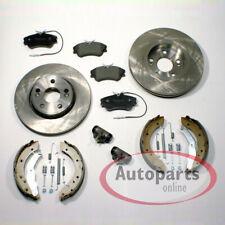 Renault Espace 3 III Bremsbeläge Bremsklötze Bremse für hinten Hinterachse*
