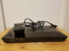 Sony Bdp-S1100 Blu Ray Dvd Player w/ Remote - Tested & Works