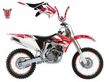 New Honda CRF 450 02 03 04 DREAM 3 COMPLETE SET BLACKBIRD 8137E