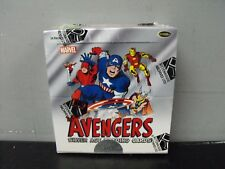 RITTENHOUSE THE AVENGERS SILVER AGE SEALED BOX