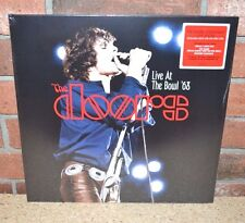 THE DOORS - Live at the Bowl '68 Import 180 Gram 2XLP BLACK VINYL Gatefold NEW!