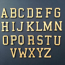MDF Letters Names Personalised College Letters & Words Toy Box Scrapbook Decor