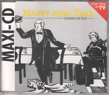 Dinner For One  CD-SINGLE HAPPY NEW YEAR  (c) 1988