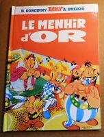 Astérix. LE MENHIR D'OR. Hors Commerce Cartonné 2019. 24 pages couleurs