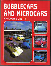 Bubblecars & MICROCARS AC BMW Bond FIAT Gordon HEINKEL ISO Messerschmitt reliant