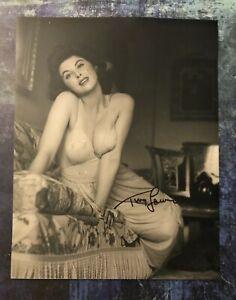 GFA Gilligan's Island Show Ginger TINA LOUISE Signed 11x14 Photo T3 COA