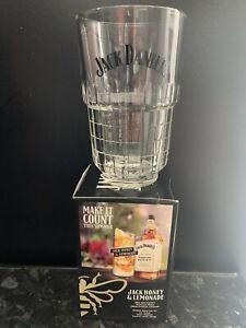 Jack Daniels Glasses Brand New In Box