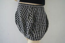 Topshop Polyester Checked Skirts for Women