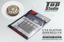 Top Studio 1/12 RC211V 2006 Clutch for Tamiya kit