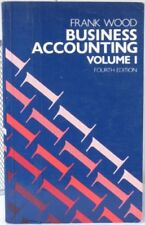 Business Accounting: v. 1 By  Frank Wood. 9780273026297