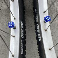 "Weinmann USA Wheel Set 26"" Shimano Parallax Vintage MTB Alloy 135mm"