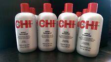 CHI - SET of 12 || 6 Infra Shampoo (12 oz) + 6 Infra Treatment (12 oz)