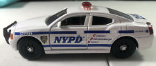 Jada Toys NYPD Police Car 2010 Dodge Charger 1/32 2012