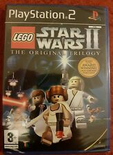 New Sealed Lego Star Wars 2  - The Original Trilogy Sony PlayStation 2 PAL PS2