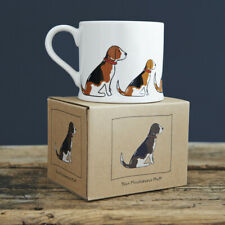 More details for sweet william beagle mug   great gift for dog lovers   free p&p