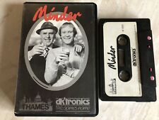 MINDER BY DK'TRONICS ZX SPECTRUM 48K RARE COMPUTER GAME 1985-TESTED & WORKING