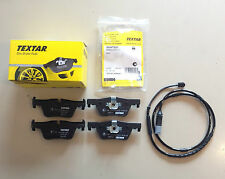 Textar Set of Brake Pads+Verschleisskontakt BMW F20 F21 F30 F31 Rear 2530701
