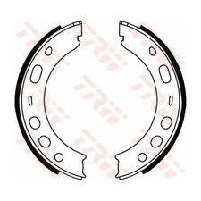 1 Bremsbelagsatz Scheibenbremse TRW GDB918 passend für PORSCHE