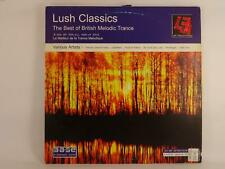 New listing LUSH CLASSICS THE BEST OF BRITISH MELODIC TRANCE (TWO DISCS) (371) 9 Track LP Pi