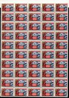 Sowjetunion, 59. Jahrestag der Oktoberrevolution MiNr. 4535 Bogen, 1976**
